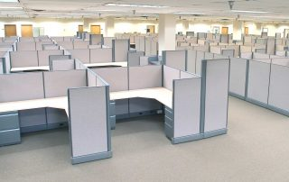 Cubicle Configuration