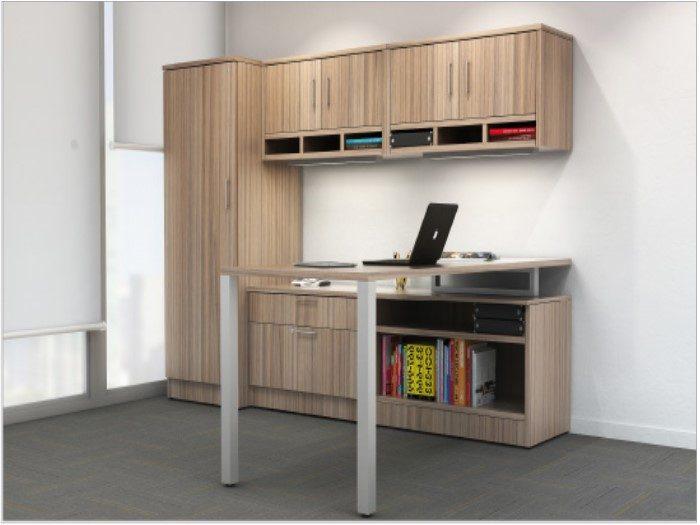 L Desk Suite