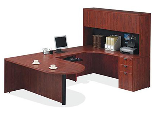 OfficeSource Executive Desk Capital Choice Office Furniture