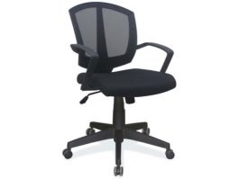 OfficeSource Sprint Chair - Black