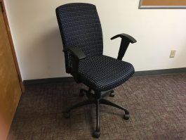 Source Portrait Chair