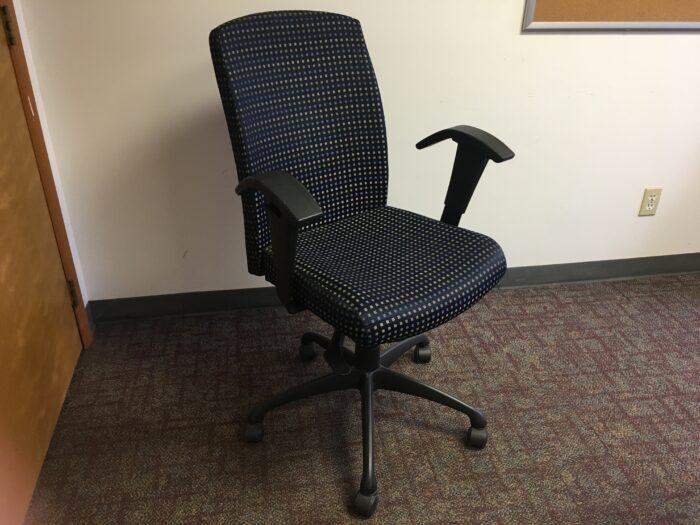 Source Portrait Chair
