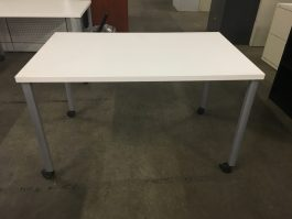 White Training Tables