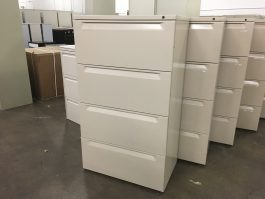 Herman Miller 4-Drawer Lateral