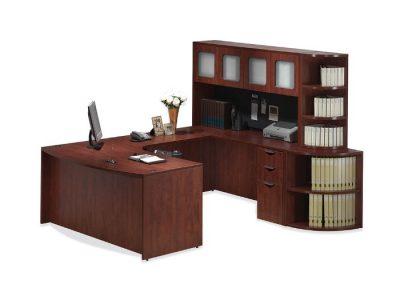 U Desk Suite