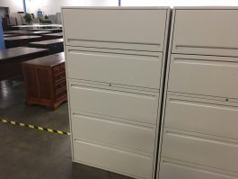 Herman Miller 5-Drawer Lateral