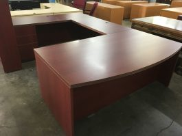 Lacosse Cherry Desk