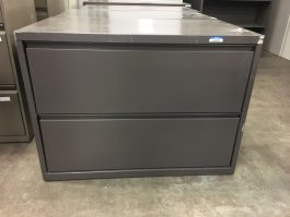 Herman Miller Lateral File Cabinet