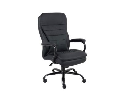 Black Big & Tall Executive Chair