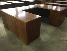 Used Indiana U Desk