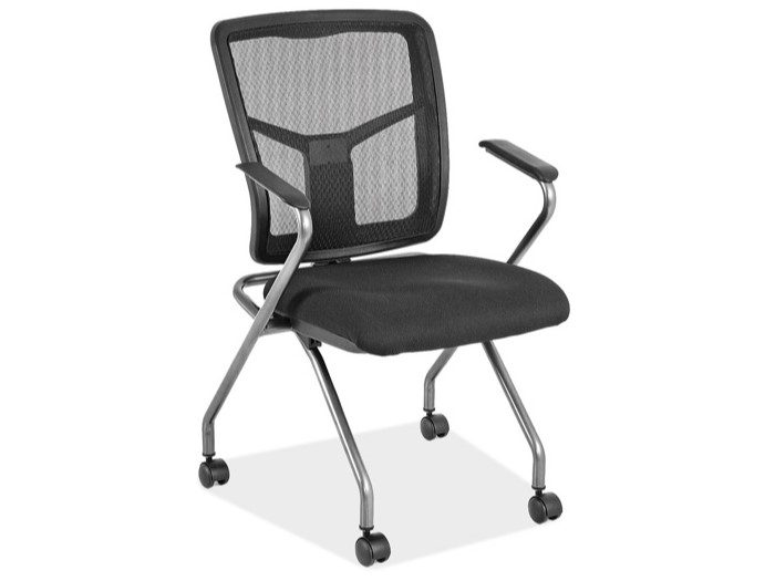 OfficeSource CoolMesh Nesting Chair