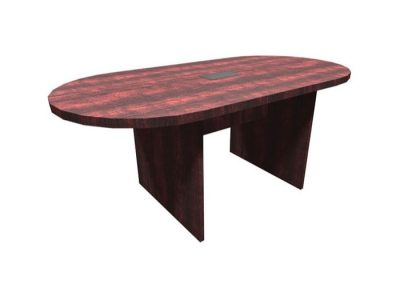 OfficeSource Laminate Conference Table