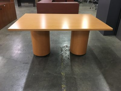 Used 5 foot conference table