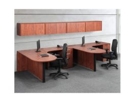 New Cherry L-Desks