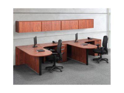 New Cherry L-Desks