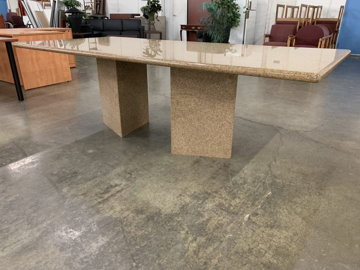 Granite 8 Foot Conference Table