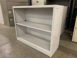 HON 2-Shelf Bookcase
