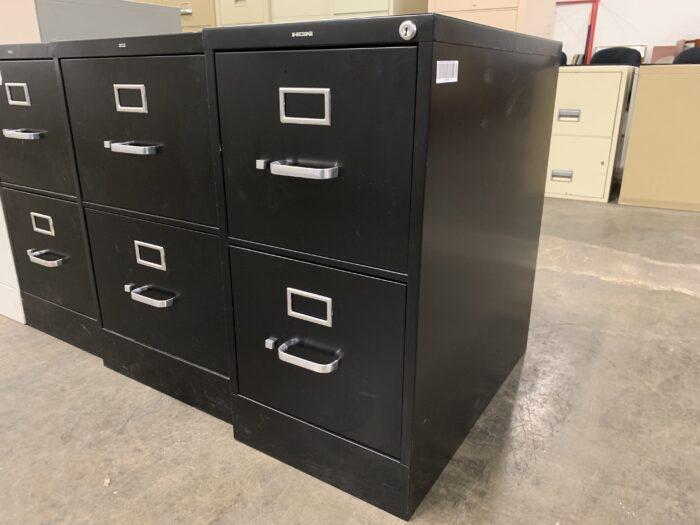 HON 2-Drawer Vertical File Cabinet