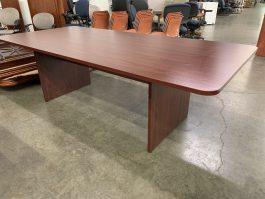 8' Mahogany Conference Table