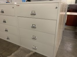 Fireking 4-Drawer Lateral