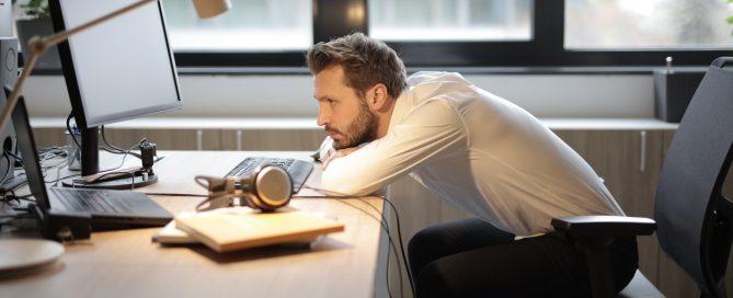 Preventing Soreness Posture