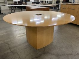 Steelcase Round Conference Table