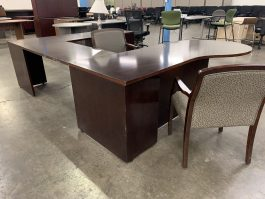 Geiger U Desk