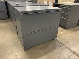 Teknion 2-Drawer Lateral
