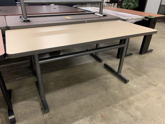 Beige Training Table