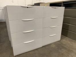 Haworth Lateral File Cabinet