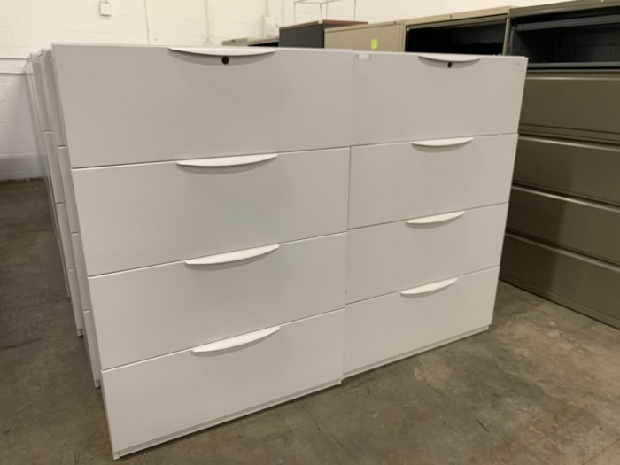 Haworth Lateral File Cabinet