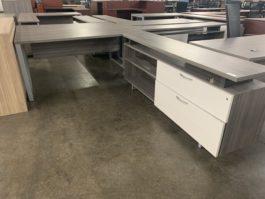 Allsteel L Desk