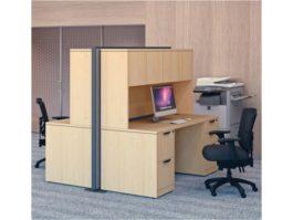 Multi-Person Desk Typical OS124