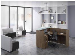 Reception Desk Typical OS153