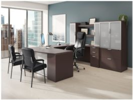 U Shape Desk Typical OS175